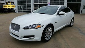 2015 Jaguar XF I4 T Premium Carfax Report - No Accidents  Damage Reported to CARFAX Audio  AmF
