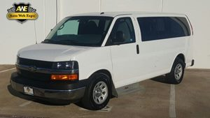 2014 Chevrolet Express Passenger LT Carfax 1-Owner - No Accidents  Damage Reported to CARFAX Aud