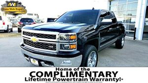 2014 Chevrolet Silverado 1500 LTZ Carfax 1-Owner - No Accidents  Damage Reported to CARFAX Audio