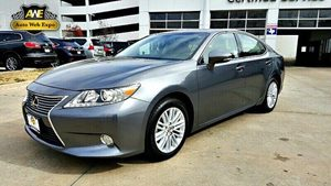 2014 Lexus ES 350  Carfax 1-Owner - No Accidents  Damage Reported to CARFAX 8-Way Driver Seat A