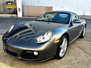 2009 Porsche Cayman  Carfax Report - No Accidents  Damage Reported to CARFAX Air Conditioning
