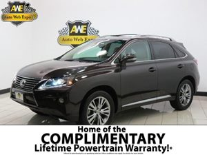 2013 Lexus RX 350  Carfax 1-Owner Audio  AmFm Stereo Audio  Auxiliary Audio Input Audio  Cd