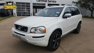 2013 Volvo XC90 R-Design Carfax 1-Owner - No Accidents  Damage Reported to CARFAX 3Rd Row Leathe