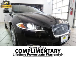 2013 Jaguar XF V6 RWD Carfax Report - No Accidents  Damage Reported to CARFAX Audio  AmFm Ster