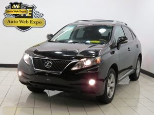 2012 Lexus RX 350  Carfax 1-Owner - No Accidents  Damage Reported to CARFAX Audio  AmFm Stereo