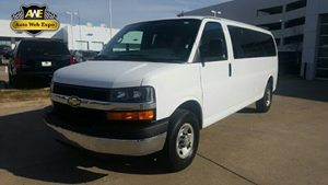 2015 Chevrolet Express Passenger LT Carfax 1-Owner - No Accidents  Damage Reported to CARFAX Air