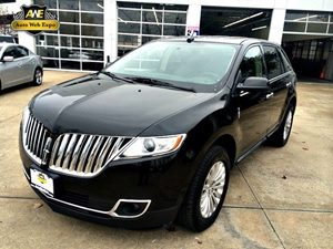 2013 Lincoln MKX  Carfax Report - No Accidents  Damage Reported to CARFAX Audio  AmFm Stereo