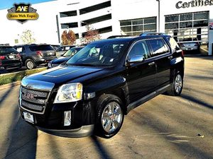 2015 GMC Terrain SLT Carfax 1-Owner - No Accidents  Damage Reported to CARFAX Audio  AmFm Ster