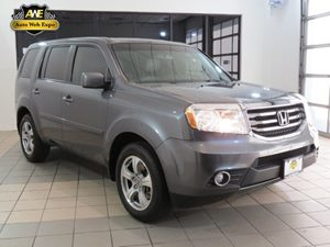 2012 Honda Pilot EX-L Carfax 1-Owner Air Conditioning  Multi-Zone AC Audio  Satellite Radio