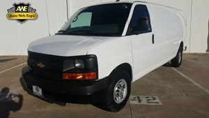 2015 Chevrolet Express Cargo Van  Carfax 1-Owner - No Accidents  Damage Reported to CARFAX Brake