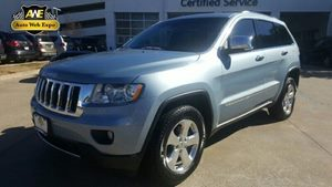 2012 Jeep Grand Cherokee Limited Carfax Report - No Accidents  Damage Reported to CARFAX Audio