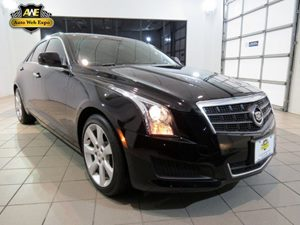 2013 Cadillac ATS  Carfax 1-Owner Audio  AmFm Stereo Audio  Auxiliary Audio Input Audio  Mp