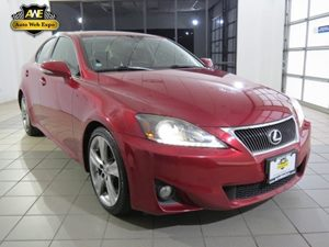 2012 Lexus IS 250  Carfax Report Audio  AmFm Stereo Audio  Auxiliary Audio Input Audio  Cd