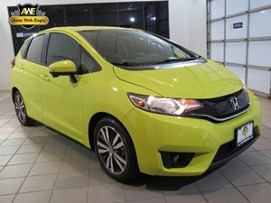 2015 Honda Fit EX-L Carfax 1-Owner - No Accidents  Damage Reported to CARFAX 60-40 Folding Split