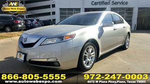 2010 Acura TL 35 Carfax Report Brakes  Abs Convenience  Cruise Control Convenience  Fog Lam