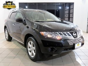 2009 Nissan Murano S Carfax Report - No Accidents  Damage Reported to CARFAX 6040 Flat-Fold Rec