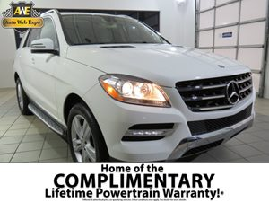 View 2015 Mercedes-Benz ML350