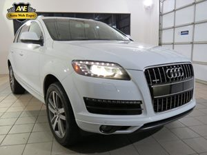 2013 Audi Q7 30T Premium Plus Carfax 1-Owner - No Accidents  Damage Reported to CARFAX 12-Way H