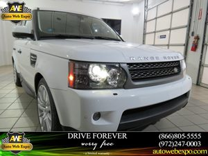 2011 Land Rover Range Rover Sport HSE LUX Carfax 1-Owner - No Accidents  Damage Reported to CARFA