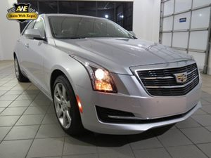 2015 Cadillac ATS Sedan Luxury AWD Carfax 1-Owner - No Accidents  Damage Reported to CARFAX Audi