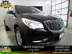 2014 Buick Enclave Convenience Carfax 1-Owner - No Accidents  Damage Reported to CARFAX Audio