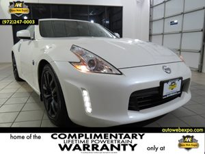 2015 Nissan 370Z  Carfax 1-Owner - No Accidents  Damage Reported to CARFAX Audio  AmFm Stereo