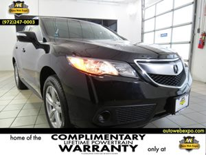2013 Acura RDX  Carfax Report - No Accidents  Damage Reported to CARFAX Audio  AmFm Stereo Au