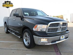 2010 Dodge Ram 1500 SLT Carfax 1-Owner - No Accidents  Damage Reported to CARFAX 7 Pin Wiring Ha