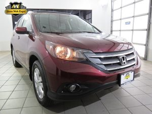 2012 Honda CR-V EX-L Carfax Report - No Accidents  Damage Reported to CARFAX Audio  AmFm Stere