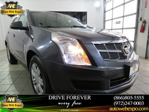 2010 Cadillac SRX Base Carfax 1-Owner - No Accidents  Damage Reported to CARFAX Audio  AmFm St