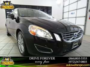 2013 Volvo S60 T5 Platinum Carfax Report - No Accidents  Damage Reported to CARFAX Audio  AmFm