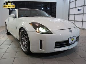 2006 Nissan 350Z Enthusiast Carfax Report - No Accidents  Damage Reported to CARFAX AmFm Stereo