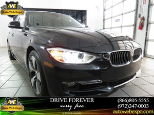 2013 BMW 3 Series ActiveHybrid 3 Carfax 1-Owner - No Accidents  Damage Reported to CARFAX  Alp