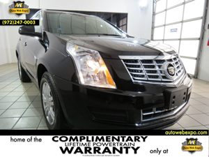 2013 Cadillac SRX Luxury Collection Carfax 1-Owner Audio  AmFm Stereo Audio  Auxiliary Audio