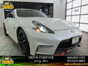 2016 Nissan 370Z NISMO Tech Carfax 1-Owner - No Accidents  Damage Reported to CARFAX Audio  Am