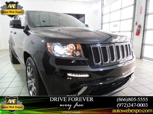 2012 Jeep Grand Cherokee SRT8 Carfax 1-Owner - No Accidents  Damage Reported to CARFAX  Brilli