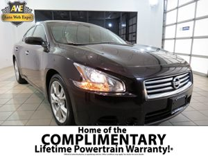 2014 Nissan Maxima 35 S Carfax 1-Owner - No Accidents  Damage Reported to CARFAX Audio  AmFm