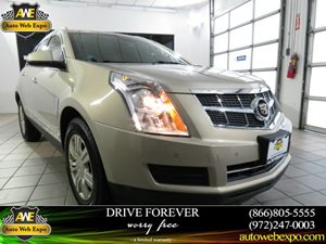 2012 Cadillac SRX Luxury Collection Carfax Report - No Accidents  Damage Reported to CARFAX Audi