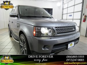 2011 Land Rover Range Rover Sport SC Carfax Report - No Accidents  Damage Reported to CARFAX