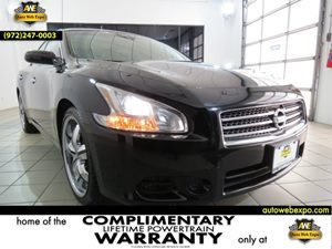2011 Nissan Maxima 35 S Carfax Report Audio  AmFm Stereo Audio  Auxiliary Audio Input Audio