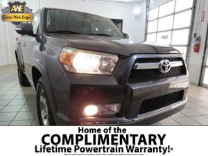 2010 Toyota 4Runner SR5 Carfax Report - No Accidents  Damage Reported to CARFAX Eco Driving