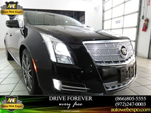 2013 Cadillac XTS Platinum Carfax 1-Owner - No Accidents  Damage Reported to CARFAX Audio  AmF