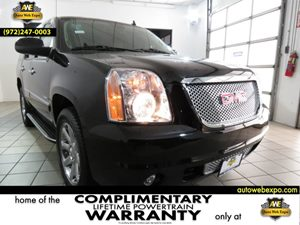 2014 GMC Yukon Denali Carfax 1-Owner Audio  AmFm Stereo Audio  Auxiliary Audio Input Audio