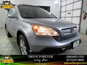 2007 Honda CR-V EX-L Carfax 1-Owner - No Accidents  Damage Reported to CARFAX Audio  AmFm Ster