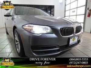 View 2014 BMW 5 Series