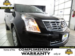 2013 Cadillac SRX Luxury Collection Carfax 1-Owner - No Accidents  Damage Reported to CARFAX Ada