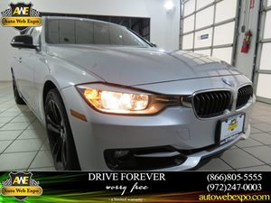 2013 BMW 3 Series 328i xDrive Carfax 1-Owner - No Accidents  Damage Reported to CARFAX  Glacie