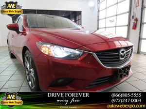 2015 Mazda Mazda6 i Grand Touring Carfax Report - No Accidents  Damage Reported to CARFAX Audio