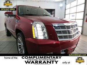 2014 Cadillac Escalade ESV Platinum Carfax 1-Owner - No Accidents  Damage Reported to CARFAX Aud