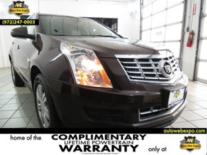 2015 Cadillac SRX Luxury Collection Carfax Report - No Accidents  Damage Reported to CARFAX Adap